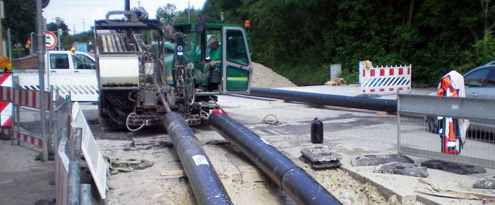 Horizontal Directional Drilling   VTG GmbH, Munich   VTG GmbH